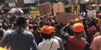 BREAKING NEWS: DSS, Police, Army Arrest #RevolutionNow Protesters Across Nigeria