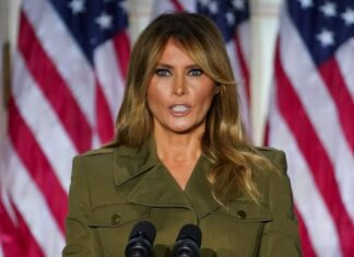Nude Picture Of US First Lady, Melania Trump Breaks The Internet