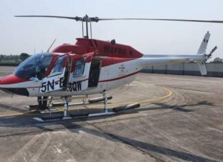 Crashed Helicopter: Despite Being Non-Airworthy, Owners Tricked NCAA To Obtain Operational License