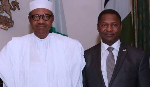 Group To Buhari: Tell Malami To Release Melaye's Case File