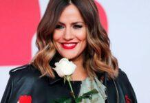 Caroline Flack 'Hit Boyfriend Over Cheating Fears,' Inquest Hears