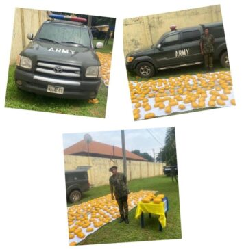 Police In Delta Nab Fake Soldier With Indian Hemp