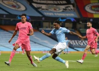 Champions League: Manchester City Knocks Real Madrid Out