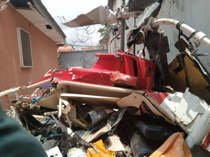 Accident Investigation Bureau Releases Report On Lagos Helicopter Crash