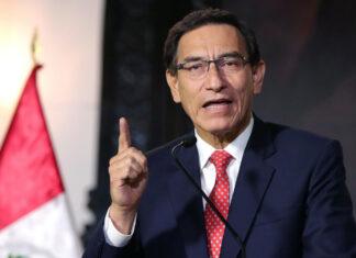 PERU: Congress Votes To Open Impeachment Proceedings Against President