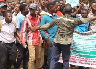 Nigerian University Students' Union Rejects Petrol Price Increment