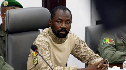 Ex-Defence Minister, Ba N'Daou, Named Mali Transition President