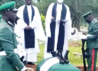 Nigerian Soldier Tortured To Death By Senior Officers Laid To Rest
