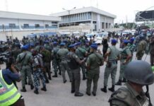 Policemen On Edo Election Duty Grumble Over Non-payment Of Allowance