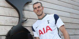 Gareth Bale Rejoins Tottenham Hotspur On Season-Long Loan