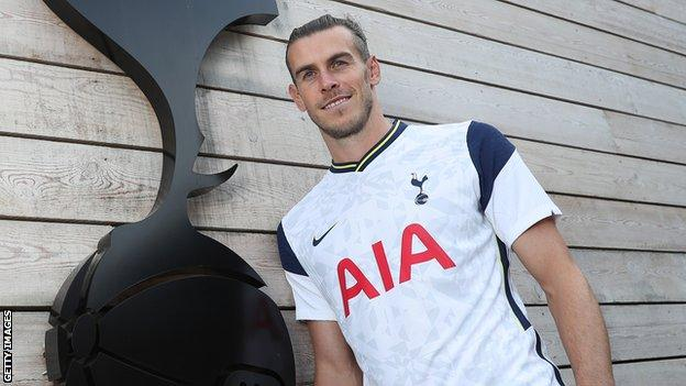 Gareth Bale Rejoins Tottenham Hotspur On Season-Long Loan