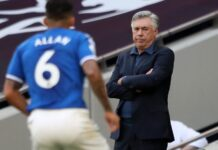 Ancelotti Confident New-Look Everton Can Disturb Top Six After Spurs Win