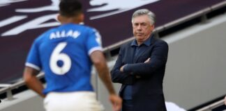 Ancelotti Confident New-Look Everton Can Disturb Top Six After Spurs Win