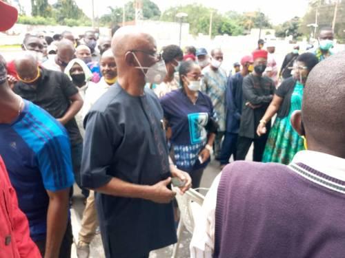 EdoDecides2020: PDP Wins Former APC Chairman, Oyegun's Unit