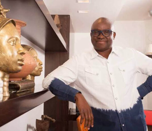 JUST IN: Ex-Governor Fayose Thrown In Mourning As His Sister Is Confirmed Dead