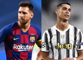 Messi And Ronaldo Fail To Make UEFA Positional Awards Short List For The First Time
