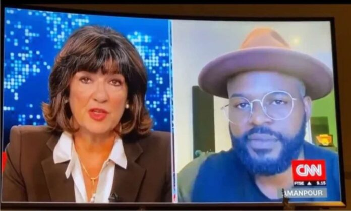 I Am Not Afraid Of Dying - Falz Says In CNN Interview With Christiane Amanpour