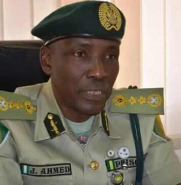 Jailbreaks: NCoS To Publish Names, Pictures Of Fleeing Inmates