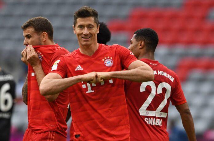 Lewandowski Hits Hat-trick For Bayern, Madrid Beats Barcelona At Camp Nou