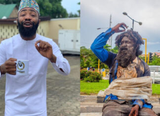 Mental Health: Woli Agba Dresses As Mentally Ill To Raise Awareness