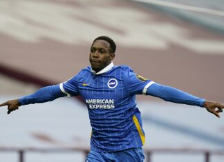 EPL: Welbeck Scores As Brighton Earns First Win At Villa Park