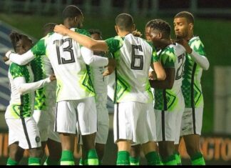 BREAKING NEWS: Super Eagles Lose Early Lead, Surrender To Sierra Leone In 8 Goals Thriller