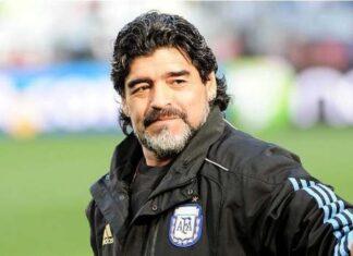 BREAKING NEWS: Argentinian Legend Diego Maradona Is Dead