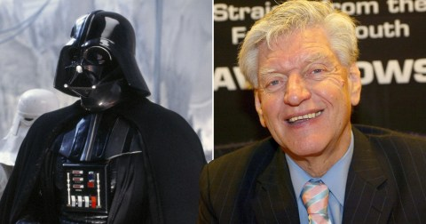 Darth Vader Actor Died Of Coronavirus After Two-Week Hospital Battle