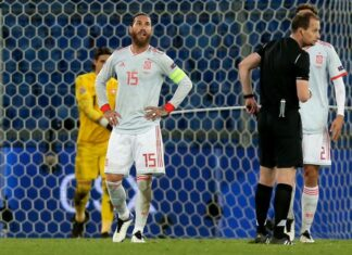 Nations League: Spain Draws As Ramos Misses Penalty Twice