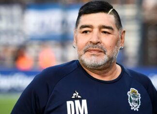 Football legend, Maradona, undergoes brain surgery