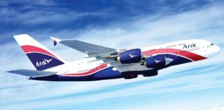 Arik Air Operations Grounded As Workers Protest Against Conditions