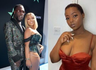 Full Story On Burna Boy's Cheating On Stefflon Don Scandal With 23 Year-Old Model Jo Pearl