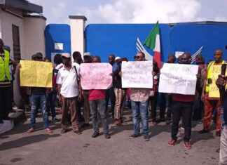 Passengers Left Stranded As Workers Ground Arik Air Operations