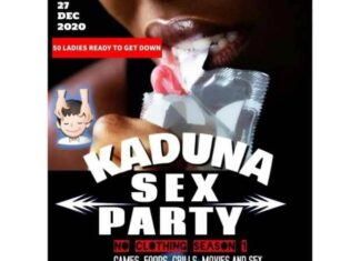 See what has Happened To Organizers Of Viral Kaduna S3x Party