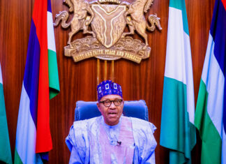 Full Text Of President Buhari's New Year Message To Nigerians