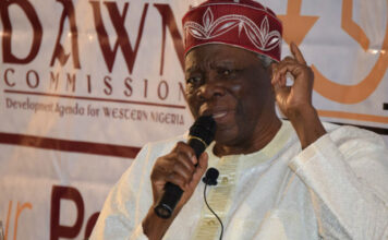 Akintoye: North Will Continue To Rule Nigeria No Matter Who Is President