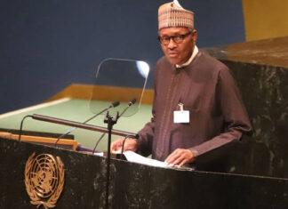 Full Speech Of President Muhammadu Buhari's Address At 76th UNGA