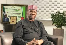 THE ICON: Boss Gidahyelda Mustapha, Secretary To The Government Of The Federation