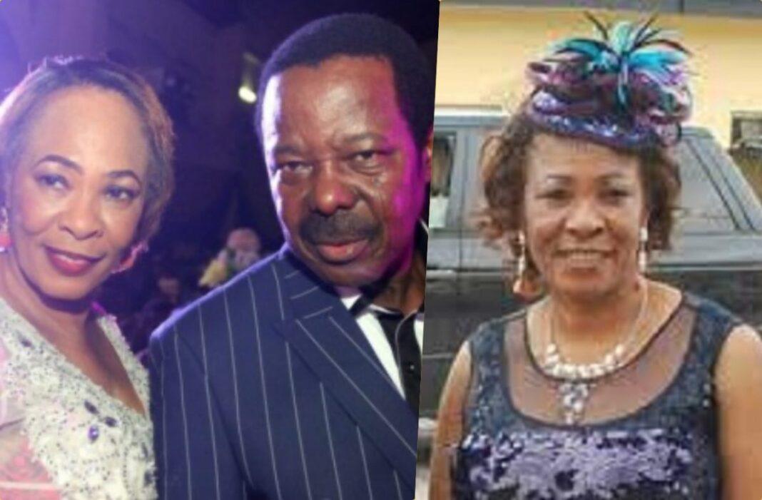 Buhari Consoles Juju Maestro, Sunny Ade On Wife's Passing