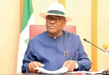 Nigeria At 61: Wike Fumes Over Buhari's Fresh Loan Request