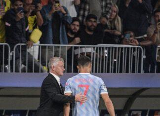 Ronaldo's Return To Manchester United Increases Scrutiny On Solskjaer