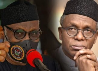 Akeredolu: El-Rufai Is Sending Bandits To Destabilise The South