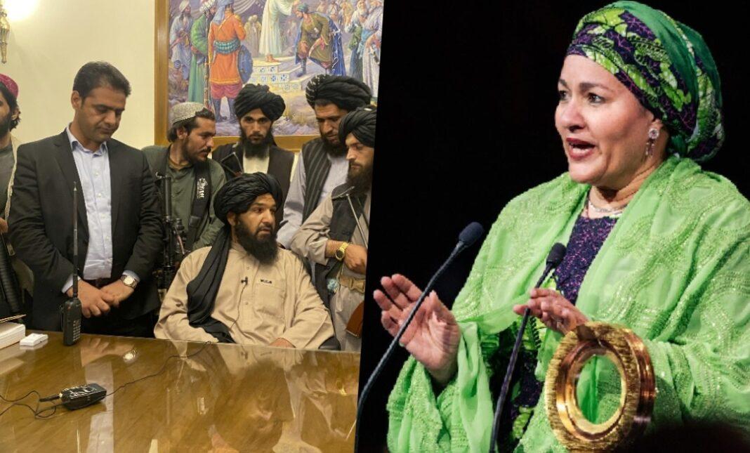 UNGA: Amina Mohammed Opposes Taliban's Anti-Women Policies