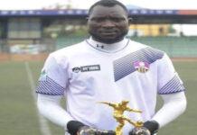 Rangers Signs Former MFM Goalkeeper, Bamidele Adeniyi