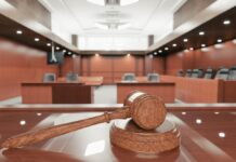 Judge Orders Fraudster To Sweep Court Premises For 6 Months