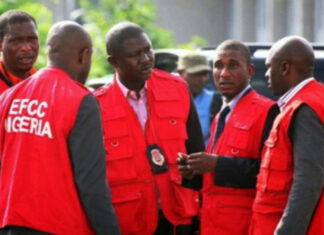 EFCC Drags Former Governor's Aide, Wife To Court For Money Laundering
