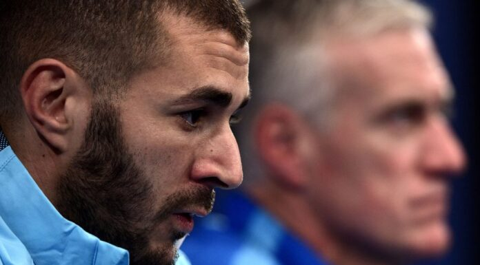 Real Madrid Star, Karim Benzema, On Trial In Sextape Case