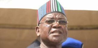 Governor Ortom: Sycophants Now Ruling Nigeria, We Leaders Failed