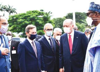 Erdogan To Buhari: Turkey Coup Plotters Still Active In Nigeria