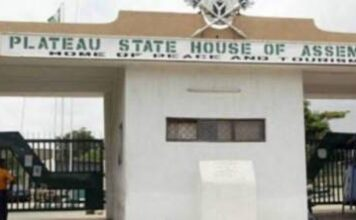 Plateau Assembly Impeaches Speaker Over Corrupt Practices